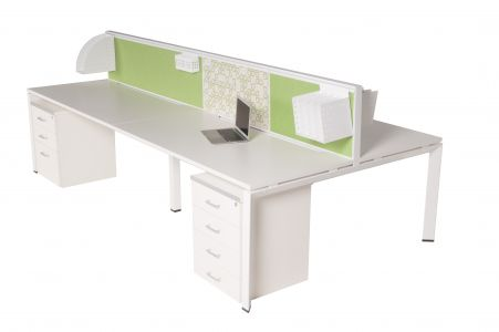... Workstation Base Features A Stylish Triangular Open Leg Frame System  That Is Available In Many Configurations And Sizes Ranging From Straight  Desks, ...